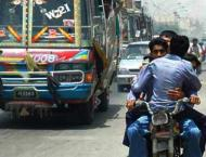 Ban on brandishing of arms, pillion riding in Tank