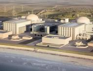 Deal signed for giant UK nuclear project