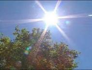 Met Office forecast hot and dry weather