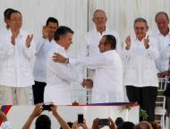 Colombia among top picks for Nobel Peace Prize