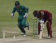 1st ODI between Pak-West Indies on Friday