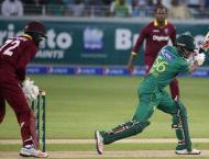 Cricket: West Indies send Pakistan into bat in first ODI
