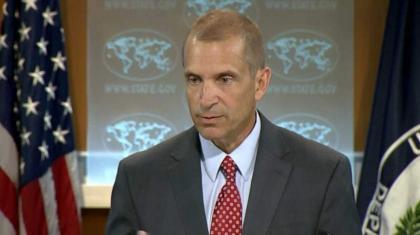 الولايات المتحدة ستواصل العمل مع باكستان لتطبيق المزيد من الضغط على المنظمات الإرهابية