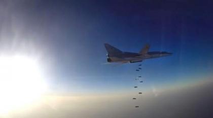 Russia keeps up Syria bombing as UN urges Aleppo evacuations