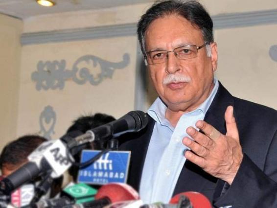 وزير الإعلام الباكستاني يدين الهجوم الانتحاري في مدينة