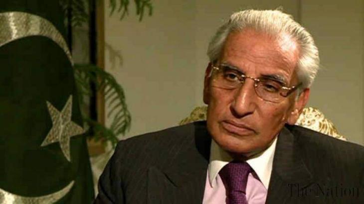 رئيس بلدية إسلام آباد يلتقي المساعد الخاص لرئيس الوزراء الباكستاني للشؤون الخارجية