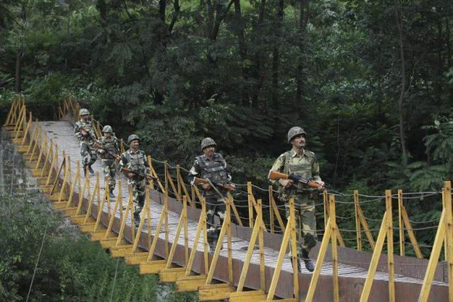 إطلاق نار هندي غير مبرر تجاه باكستان على الخط الفاصل في كشمير المتنازع عليها