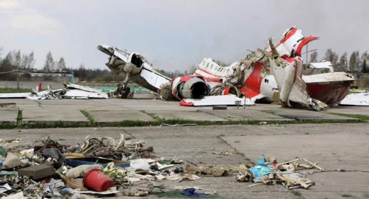 Polish probe alleges 'tampering' in Russia air crash