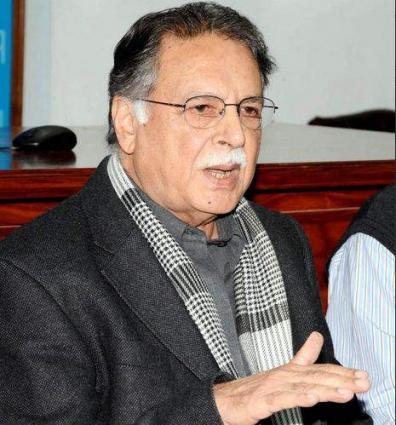 وزير الإذاعة والإعلام الباكستاني يغادر إسلام آباد إلى الصين