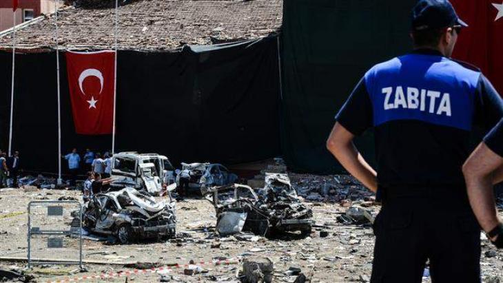 تركيا تدين التفجير الإرهابي الذي استهدف مسجدا في باكستان