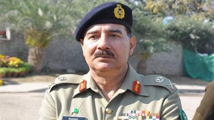 رئيس هيئة الأركان المشتركة للقوات المسلحة الباكستانية يلتقي رئيس القوات الدفاعية الإندونيسية
