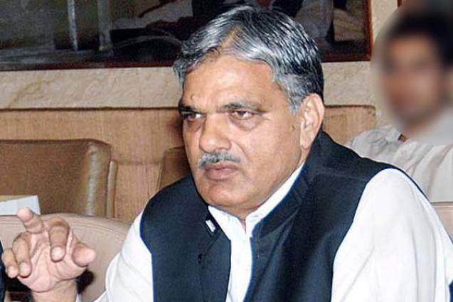 وزير شؤون كشمير وجلجت بلتستان الباكستاني يشيد بجهود رئيس الوزراء نواز شريف لرفع القضية الكشميرية في الأمم المتحدة