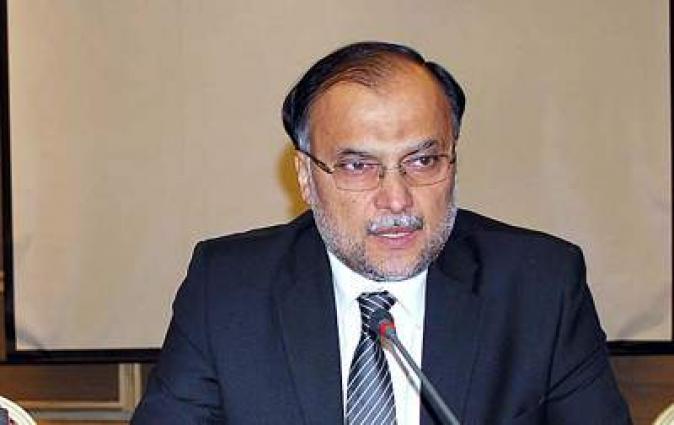 وزير التخطيط والتنمية الباكستاني يلتقي المدير التنفيذي لمركز الصين للتبادلات الاقتصادية الدولية