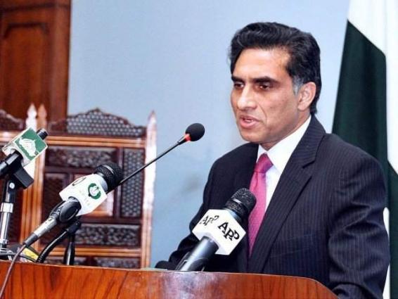 وكيل وزارة الخارجية الباكستانية: الهند بنفسها في عزل بسبب تدخلها في شؤون الدول الإقليمية