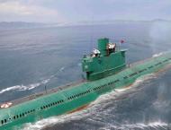 N. Korea building new submarine: US think tank