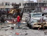Bomb kills civilian in Yemen's Aden