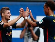 Football: RB Leipzig enjoying record start on Bundesliga bow