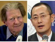 Recent winners of Nobel Prize in Medicine