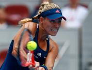 Tennis: Nothing negative for Kerber at China Open