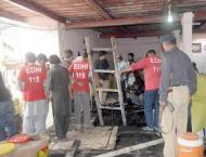 Three labourers killed after falling into factory's chemical tank ..