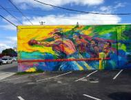 In Miami, warehouse district becomes art haven