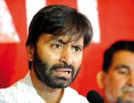 Suppression can't defeat Kashmiris: Yasin Malik
