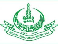 AIOU allocates Rs. 160 million for scholarships