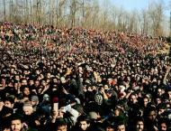 Forceful anti-India protest held in valley