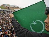 APHC hails Pakistan's support to Kashmir cause