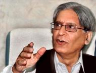 Leader of the Opposition in Senate Barrister Aitzaz Ahsan said t ..