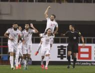 Football: China 0 Syria 1 in World Cup qualifier