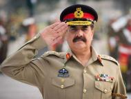 COAS witnesses Pakistan-Russia joint military exercise
