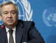 Security Council formally recommends Guterres for next UN Chief