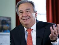 Guterres vows to 'serve most vulnerable' as UN chief