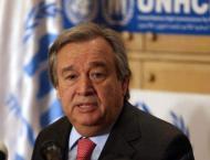 Antonio Guterres, refugee champion to UN chief