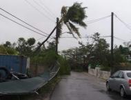 US coast evacuated as historic hurricane bears down