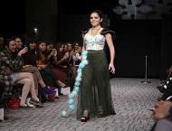 Paris: Visually impaired models mesmerized audience in Paris fash ..
