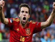 Football: Spain's Alba to miss WCup qualifier against Albania