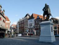 Dutch city celebrates as stolen masterpieces return home