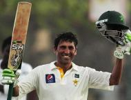 Younis not included in Test squad
