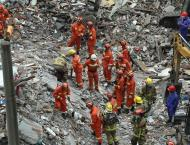 China house collapse buries more than 20: report