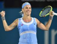 Tennis: Kuznetsova breezes into Tianjin round two