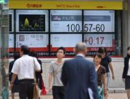 Tokyo stocks open higher, tracking Wall Street