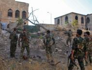 Heaviest Russian raids on Syria's Aleppo in days: monitor
