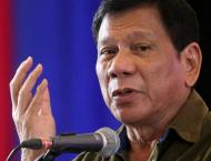 Philippines' Duterte to visit China