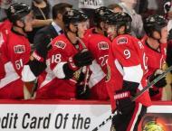 Matthews nets record four goals but Leafs lose at Ottawa