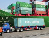 China exports dive 10.0% on-year in September: Customs