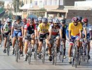 Pak cycling federation awarded best team certificate