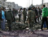 Damascus, Moscow press deadly bombing of rebel Aleppo