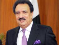 Rehman Malik leaves for London to meet Asif Zardari